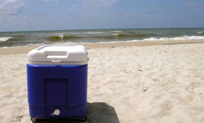 coolers for the beach