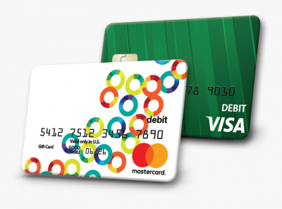 shopping visa gift card