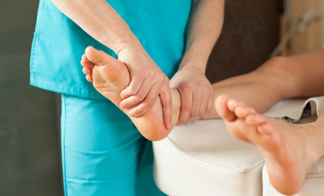 heel pain treatment Singapore