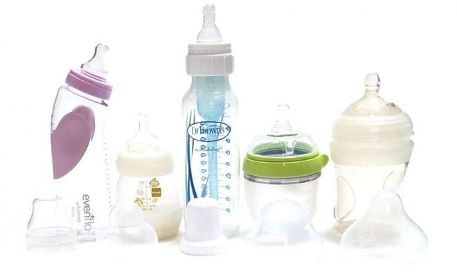 bottles for breastfed babies